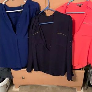 Classic Express blouses